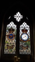 Image for RAF North Luffenham window - St Mary - Edith Weston, Rutland