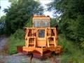 Image for Ballast Regulator - Laurinburg & Southern Railroad