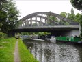 Image for Walton New Bridge Over Bridgewater Canal, Higher Walton, UK