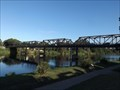 Image for Kempsey Truss Bridge, Macleay River, Kempsey, NSW, Australia
