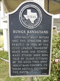 Image for Runge Bandstand