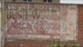 Image for Coca-Cola and Court Hotel ghost sign -- Casper WY