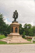 Image for Statue of William Shakespeare - Tower Grove Park - St. Louis, MO