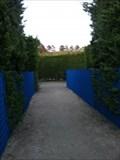 Image for Labyrinthe végétal du parc de la plage bleue