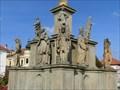 Image for Twelve Czech saint patrons - Stribro, Czech Republic