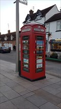 Image for Red Telephone Box - Waterside - Stratford-upon-Avon, Warwickshire