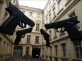 Image for 4 big guns / ctyri velké pistole, Praha - Staré Mesto, Czech republic