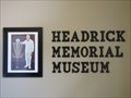 Image for Ed Headrick Memorial Museum - Appling, Georgia