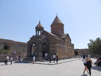 Khor Virap Monastery (Ararat province - Armenia)