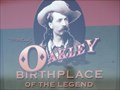 Image for Birthplace of a Legend - Oakley KS