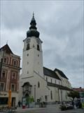 Image for Katholische Stadtpfarrkirche Johannes Evangelist - Wels, Austria