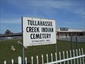 Image for Tullahassee Creek Indian Cemetery - Sand Springs, OK