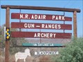 Image for N. R. Adair Park Shooting Range Yuma, AZ