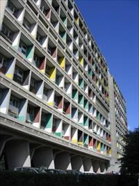 Le Corbusier Unit D 39 Habitation Berlin Typ Berlin German