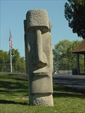 Image for Easter Island Heads - Bedford, Indiana