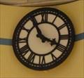 Image for Clock with Automaton, Stourbridge, West Midlands, England