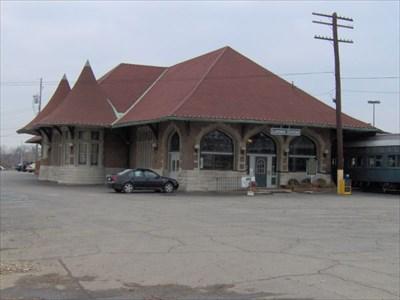 Union Depot Of Lansing