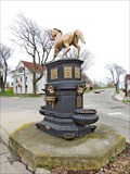 Image for Golden Horse Fountain - Yarmouth, NS