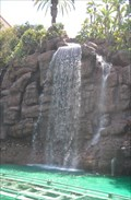 Image for Jurassic Park Landing Waterfall