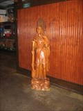 Image for Hickory Park Wooden Indian – Ames, IA