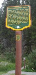 Image for The Yellow Head Pass - Highway 16, Jasper, British Columbia