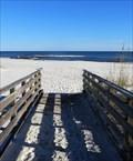 Image for Cotton Bayou Beach - Gulf Coast, Alabama, USA.