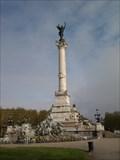 Image for Monument élevé à la mémoire des Girondins -Bordeaux, France