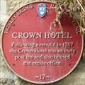 Image for Crown Hotel, High St, Pateley Bridge, N Yorks, UK