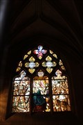 Image for Les Vitraux de la collégiale Notre-Dame - Semur-en-Auxois, France