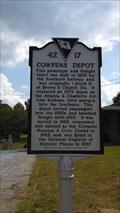 Image for Cowpens Depot