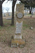 Image for H.G. Gregory - Marystown Cemetery - Johnson County, TX