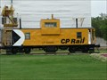 Image for CP Rail Caboose - CP 434449 - Beausejour MB