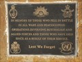 Image for Orbost Cenotaph - Orbost, Vic, Australia
