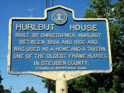Hurlbut House New York Historical Markers On Waymarking Com