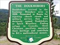 Image for The Doukhobors - Cascade, BC