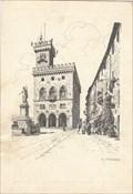Image for Palazzo Pubblico by Franzoni - San Marino