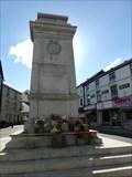 Image for Cenotaph - Aberdare, Rhondda Cynon Taf, Wales.