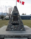 Image for Canal Flats War Memorial - Canal Flats, British Columbia