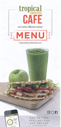 Image for Tropical Smoothie Cafe takeout - Edmond, OK