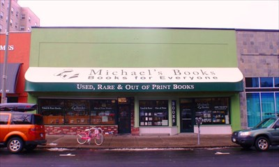 Michael 39 s books bellingham wa used book stores on for Michaels crafts hours of operation