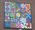 Image for Pioneer Patchwork - CML Snider School - Wellington, ON