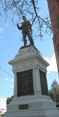 Image for Southbridge Civil War Memorial - Southbridge, Massachusetts
