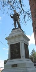 Image for Southbridge Civil War Memorial - Southbridge, Massachusetts