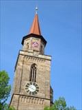 Image for Clock on St. Michael Church - Furth, Germany