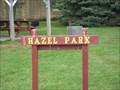 Image for Hazel Park, Hazel, South Dakota