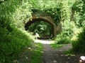 Image for Road bridge over old railway line, Stourpost-on-Severn, Worcestershire, England