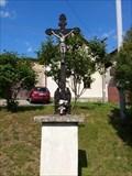 Image for Christian Cross - Lhota, Kladenská, Czechia