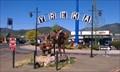 Image for The Miner and Yreka Sign - Yreka, CA