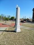 Image for DeSoto Obelisk - Helena, Arkansas