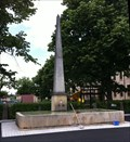 Image for Obelisk Fountain in Freidorf - Muttenz, BL, Switzerland
